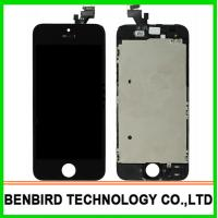 China For iPhone 5 Replacement Screen With LCD & Touch Panel -Black on sale