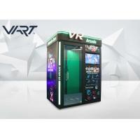 Wholesale English Version Single Player VR Arcade Machines / Virtual Reality Simulator from china suppliers