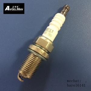 Quality Motorcycle Spark Plugs , Spark Plug Renault 7700500155 Same As Denso K20PR-U for sale