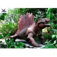 Wholesale Forest Full Size Amusement Realistic Dinosaur Models Animatronic Robot Dinosaurs from china suppliers