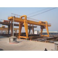 Wholesale Double Beam Manual Travelling Gantry Crane / 120t - 32m - 22m / from china suppliers