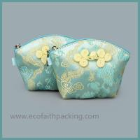Wholesale Chinese national style small satin organizer bag from china suppliers