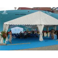 Wholesale Clear Span No Center Large Canopy Tent Gable Pole Aluminum Alloy Frame from china suppliers