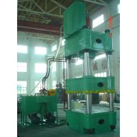 Quality Automatic 4 Column Type Hydraulic Press Machine 315 Ton PLC Control for sale