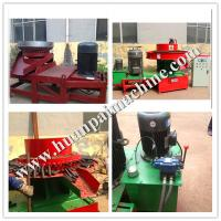 Wholesale Huanpai feed pellet making machine straw biomass briquette machine from China factory from china suppliers