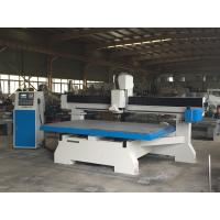 China ATC Amluminum Acrylic Moving Table CNC Router Wood Carving Mini Word Processing on sale