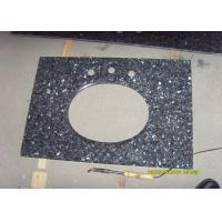 Wholesale Blue Pearl Black Galaxy Countertop , High Gloss Granite And Stone Countertops from china suppliers