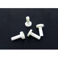 Buy cheap Customized zro2 Zirconia Ceramic Textile Tube High Wear Resistance from wholesalers