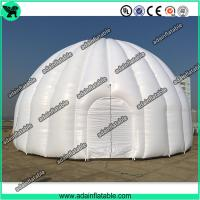 Wholesale Inflatable Shell Tent, Outdoor Inflatable Tunnel Tent, Inflatable Tents Igloo Booth from china suppliers
