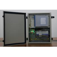 Wholesale 220V AC Input / Output DC 48V Outdoor Power Cabinet UPS Backup Battery System from china suppliers