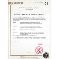 HRB Pack Group Co., Ltd Certifications
