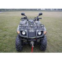 Off Road Utility Vehicles ATV 400cc Quad Bike Large Engine with 30 degree Climbing ability