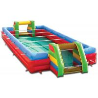 Wholesale Indoor Inflatable Sports Games , Inflatable Football Field for Sport Game from china suppliers