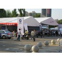 Wholesale PVC Soft Wall Exhibition Shelter Large A Frame Tent 12m X 15m Modular Frame from china suppliers