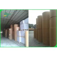 China Pure Wood Pulp Glossy Couche Paper Coated 135gsm To 300gsm For Magazines for sale