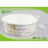 Buy cheap No Leak 1000ML Paper Salad Bowls Food Grade FDA & FSC & BRC & ISO Certification from wholesalers