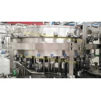 Wholesale PLC Control Soft Drink Bottling Plant , Carbonated Soft Drink Making Machine from china suppliers