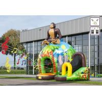 Wholesale Customized Fun Jungle Inflatable Bouncer Monkey Inflatable Jumpers from china suppliers