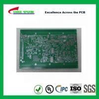 Wholesale Making 8 Layer Quick Turn PCB Prototypes Lead Free HASL Power Amplifier Pcb Layout from china suppliers