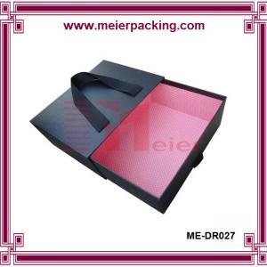 Wholesale Gift box, Custom slider gift box, Paper custom slider drawer gift box ME-DR027 from china suppliers