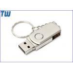 China Noble Slim Metal Twist Usb Thumbdrive Pendrives Free Shipment 2GB 4GB 8GB for sale