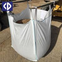 Wholesale PP Woven Jumbo FIBC Bulk Bags 1000kg Container For Sand / Cement Moisture Proof from china suppliers
