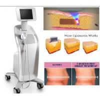 China Ultrasound Body Shaper HIFU Beauty Machine / Cellulite Removal Slimming Machine on sale