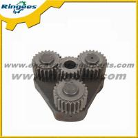China Hyundai R130 excavator gear parts, 1st stage reduction planetary gearbox assy on sale