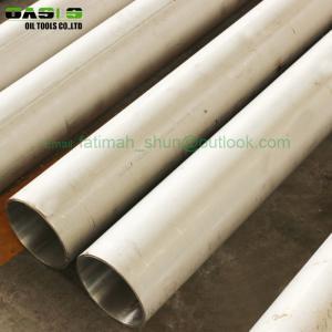 China ASTM A53 GR B /S235JR Black Paint Steel Oil Pipeline, ERW Carbon Steel Pipe on sale