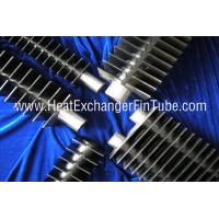 Wholesale SA210 Gr. A1 Seamless Carbon Steel Rectangular  Double H welding Fin Tube for Economizer from china suppliers