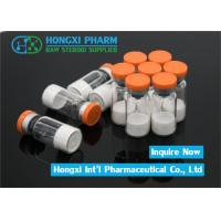 China Human Growth Hormone Lyophilized Peptide HGH Fragment 176-191 For Anti - Aging Drug on sale