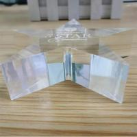 China Eco - Friendly Acrylic Shapes Craft Custom Gifts Blanks Design Plaque Award Souvenir for sale