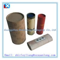 Wholesale Round tea cardboard box from china suppliers