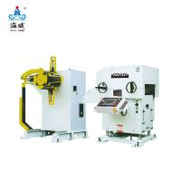 China 3 IN 1 DECOILER STRAIGHTENER FEEDER NCHW1 (STOCK THICKNESS 0.3~3.2MM) for sale