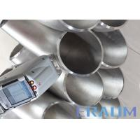 Wholesale ASTM B366 Nickel Alloy Steel Alloy Alloy 45 Degree Elbow Grind Sand Surface from china suppliers