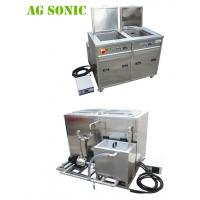 Quality 28 / 40khz 300L Automotive Ultrasonic Cleaner For Pipe Die Sets / Mold Blind for sale