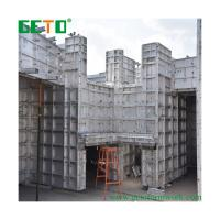Hot Sale Construction Building Materials Aluminium Alloy Adjustable Column Formwork System Malaysia/formwork aluminum for sale