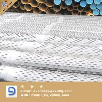 Wholesale bridge slotted oil screen pipe from chinese factory from china suppliers