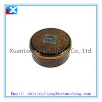 Wholesale christmas tin box for chocolate packaging from china suppliers