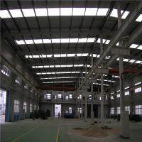 China Lower Cost Sandwich Panel Industrial Layout Design Builders Warehouse South Africa on sale