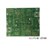 Buy cheap Dual Layer Double Sided PCB Circuit Board High Frequency for Electronic Communication from wholesalers