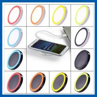 Wholesale Light USB Universal Adapter Wireless Charing Pad For All Qi Compatible Smartphones from china suppliers