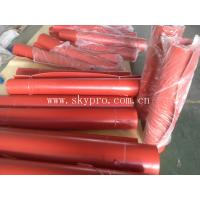 China natural gum rubber sheet & mat,red color on sale