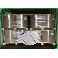 China FSC Certified Good Bulk Thickness 250gsm 270gsm 300gsm C1S Ivory Board Paper Fold In Roll for sale
