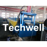 Wholesale PLC Controlled Top Hat Channel Profile Cold Roll Forming Machine from china suppliers