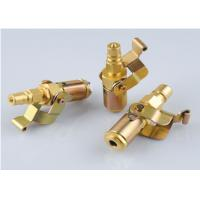 Wholesale Adjustable Type Series Refrigeration Couplings Brass Over Pressure Resistant from china suppliers