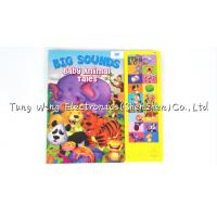 Wholesale 18 Button Module for Baby Sound Books with customized music for Indoor Educational from china suppliers