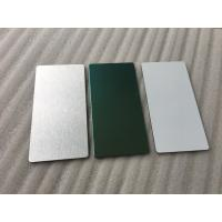 Wholesale Glossy Silver Aluminum Sandwich Panel Decorative Exterior Wall Panels from china suppliers