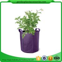 Wholesale Hanging Grow Bags Garden Plant Accessories , Garden Grow Bags For Plants from china suppliers