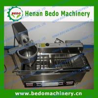 China commercial donut making machine, donut machines for sale, donut machine price,gas donut machine on sale